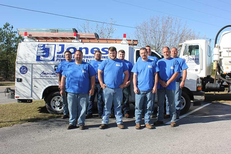 Jones HVAC group