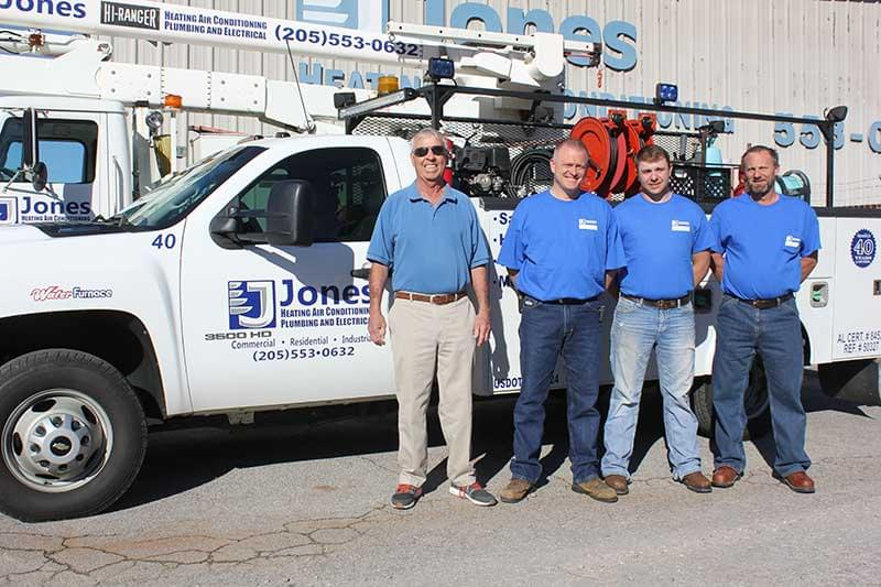 Jones Heavy Equipment Group